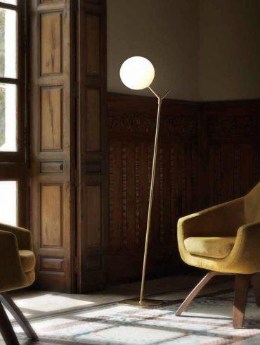 Lámpara de pie ATOM de AC Studio