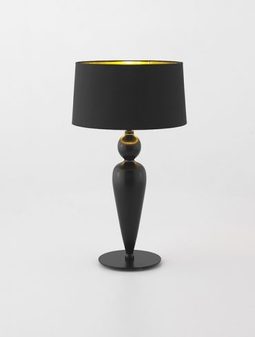 Lámpara de mesa de LACE de Aromas