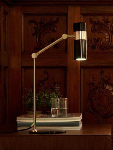 Lámpara de mesa PAGO de Aroma