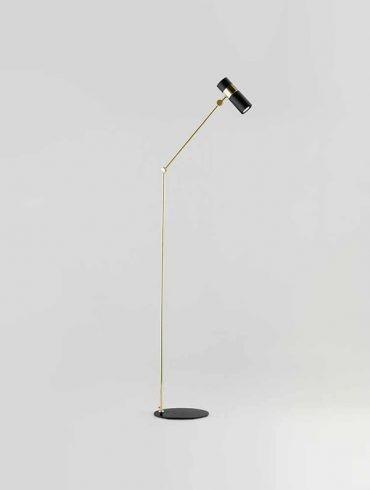 Lámpara de pie PAGO de Aromas