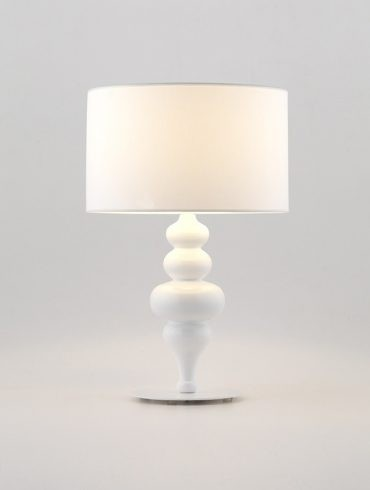 Lámpara de mesa Torno de Aromas