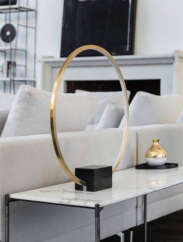 Lámpara de mesa Tivoli de Aromas