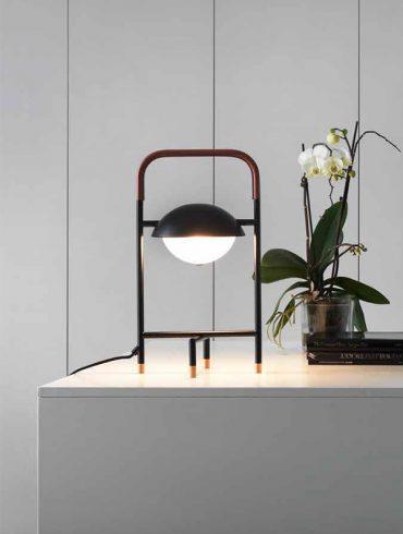 Lámpara de mesa WONG de Aromas