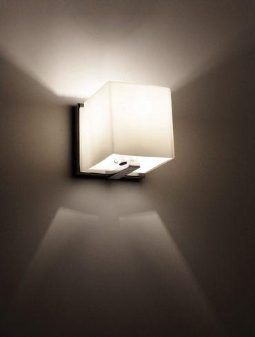 Lámpara de pared ZEN de Aromas