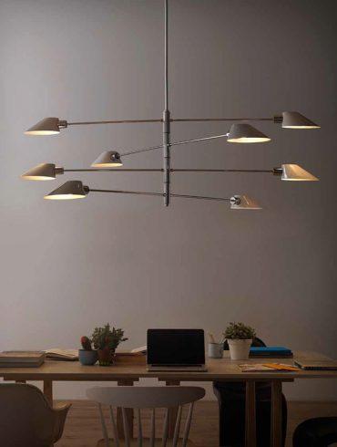 Lámpara de Colgante COHEN +