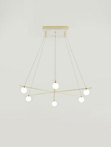 Lámpara Colgante LED LAN